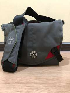 Crumpler Camera Bag - The Six Million Dollar Home