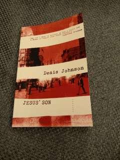Jesus' son Denis Johnson