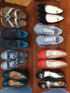 SHOES SHOES SHOE