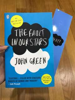 The Fault In Our Stars/ John Green