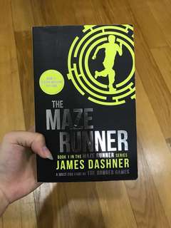 The Maze Runner Book 1/ James Dashner