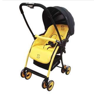 Lucky Baby March Stroller (Reversible)