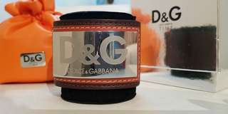 Authentic Dolce & Gabbana Cuff