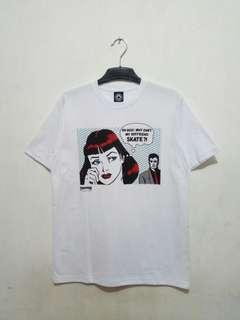 T-shirt Thrasher wanita