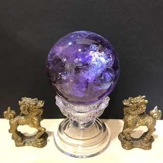 🚚 烏拉圭🇺🇾天然紫水晶🔮晶瑩剔透✨