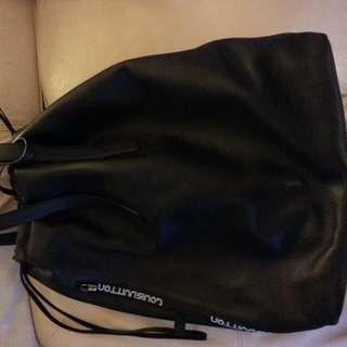 Lv bag leather
