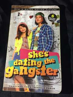 Wattpad Books: KathNiel: LIMITED EDITION :She's Dating the Gangster