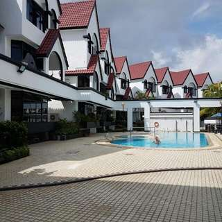 2 bedroom condo at pasir rid for rent