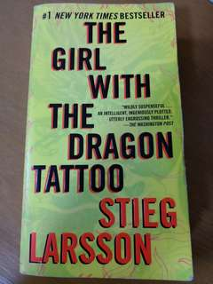 The Girl With The Dragon Tattoo Steig Larsson