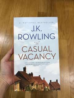 The Casual Vacancy/ J.K. Rowling