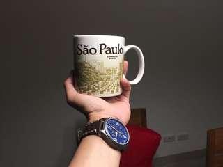 🚚 星巴克城市杯巴西聖保羅