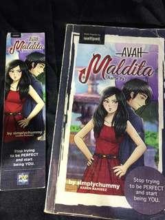 Wattpad Books: Avah Maldita