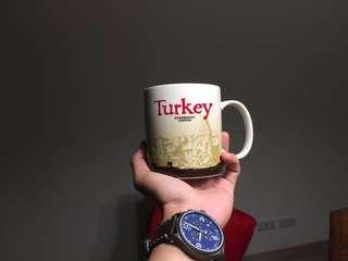 🚚 星巴克城市杯土耳其