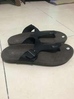 sendal brygan footwear size 45 mirip birkenstock
