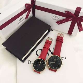 Daniel Wellington watch on sale