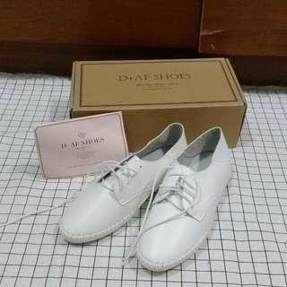 🚚 全新 D+AF 小白鞋 超軟底 25cm/40