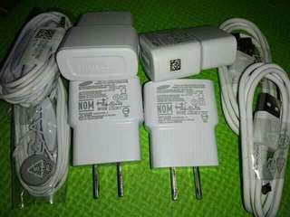Original Samsung Earphone And Charger