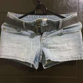 SO Wear it Declare it Denim Shorts