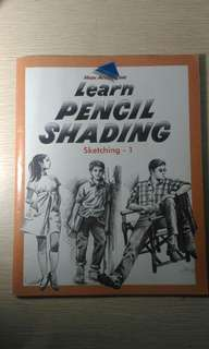 REPRICED Learn Pencil Shading Sketching -1