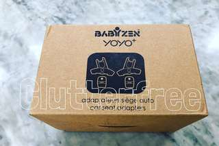 Babyzen car seat adaptors