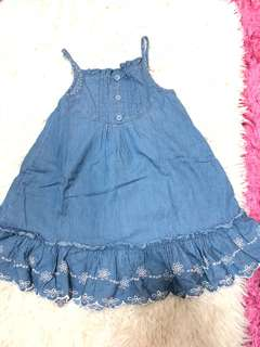 Mothercare Jeans Dress