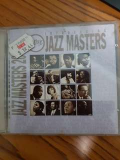 Jazz CD verve jazz master 20 Germany