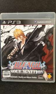 PS3 Bleach - Soul Ignition