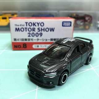 Tomica Tokyo Motor Show 2009 Evo X