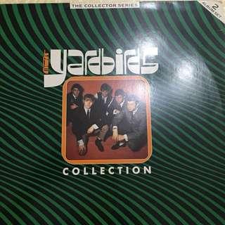 The yardbirds 2 records vinyl