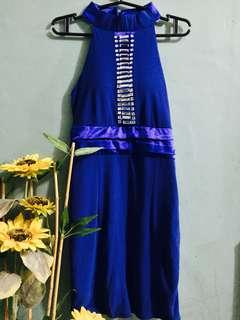 🌻Royal Blue Dress