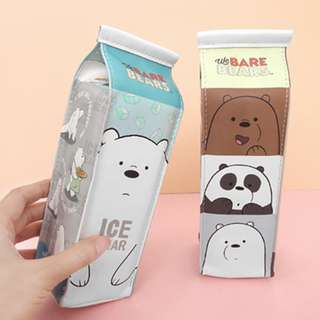 We Bare Bears Pencil Cases ( D2 )