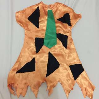 3T-4T DIY Fred Flinstone Costume