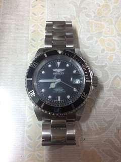 Invicta 機械錶