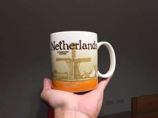 🚚 星巴克城市杯尼德蘭(荷蘭)