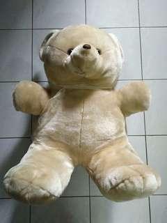 XL bear toy