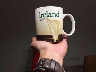 🚚 星巴克城市杯愛爾蘭