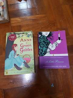 Classical girl books