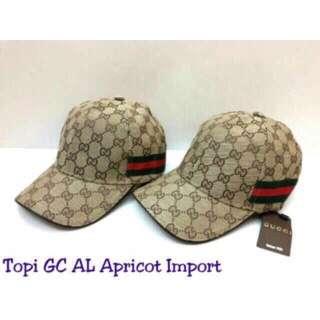 Topi Gucci AL Ghazali Import kualitas premium