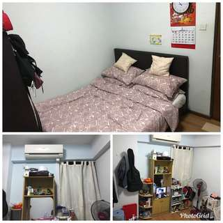 Common Room very near to Woodlands MRT, 1 or 2 pax
