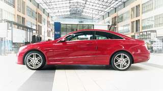 Mercedes Benz E200 Coupe CGI BlueEFFICIENCY