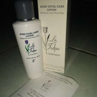La Tulipe acne total care lotion
