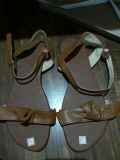 Ribbon sandals (onhand)