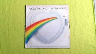 KOOL KOOL & THE GANG .( Joanna / in my heart ) vinyl record