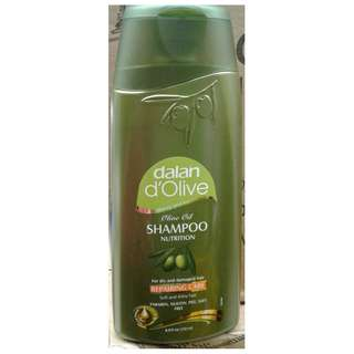 D'alan Olive Oil Conditioning Shampoo