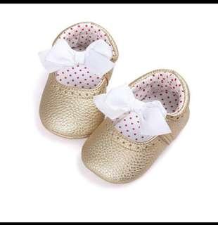 Elegant baby shoes