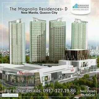 Magnolia Residences Condominium for Sale
