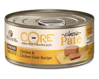 Wellness Core Classic Pate Wet Food for Cat