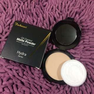 Purbasari oil control matte powder