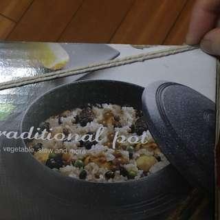 全新韓國炊煲26cm  可以換取其他野