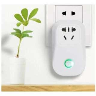 Smart HOME Switch WIFI Socket Outlet Turn On/Off Via App
